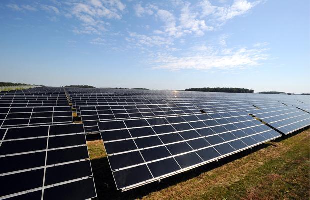 Orange Renewable Solar