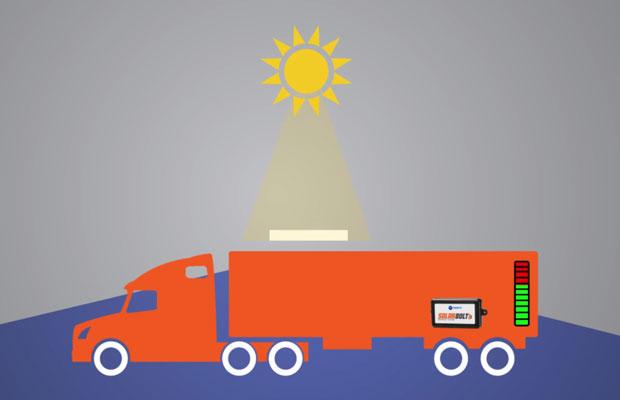 Purkey develops solar