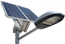 Suzlon installs solar powered street lights in Tamil Nadu