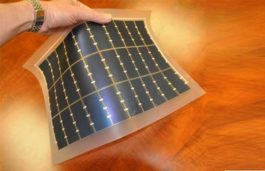 MiaSolé Acheives Flexible Substrate Solar Cell Efficiency of 20.56%