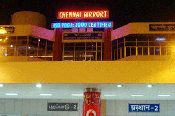 Chennai airport Solar Power