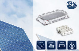 Infineon introduces 1200 V Silicon Carbide MOSFET technology
