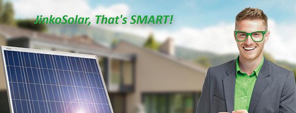 Jinko-Solar Thats Smart
