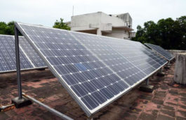 Mangalore Urban Development Authority installs rooftop solar power unit on its building