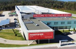 Martifer Solar signs DA with Canadian Solar for a 63MW PV plant project in Mexico