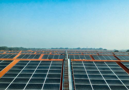 Punjab Govt Solar power