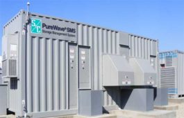S&C Electric Company completes one of the largest energy storage systems in Ohio