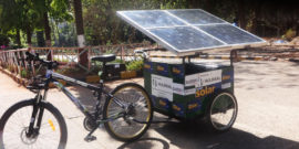 SunPedal Ride of 70 days to raise solar awareness in India