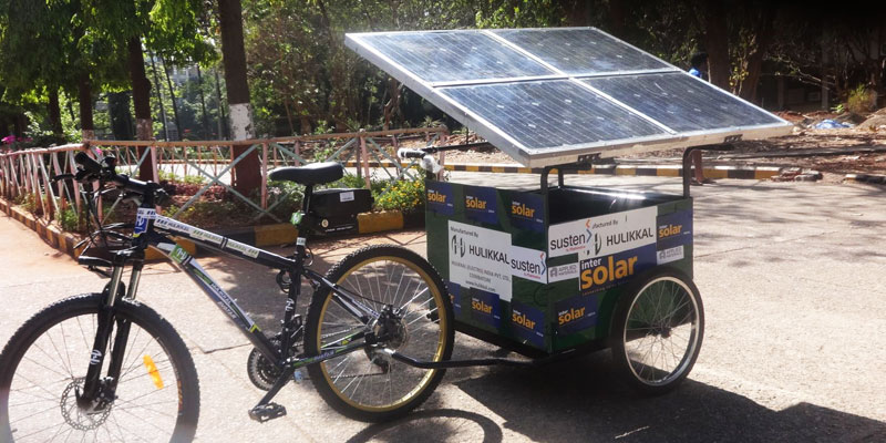 SunPedal Ride of 70 days to raise solar
