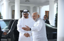 Cabinet chaired by the PM Modi apprised of a GFA on RE Cooperation between India and UAE