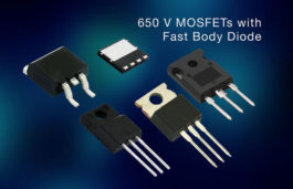 Vishay Intertechnology introduces new 650 V EF Series devices