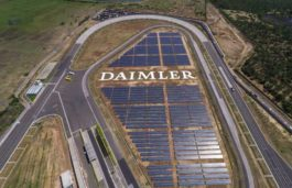 Daimler India augments solar power production capacity at its Chennai plant