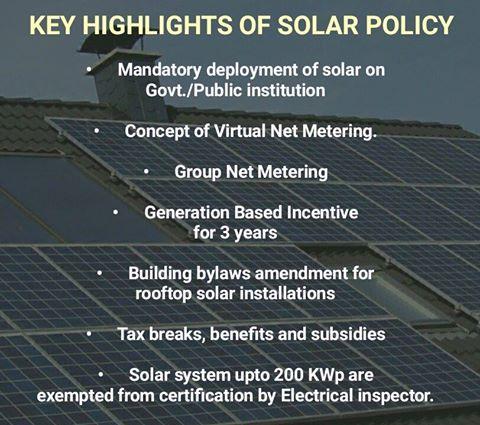 Delhi aims to generate 1GW solar power by 2020
