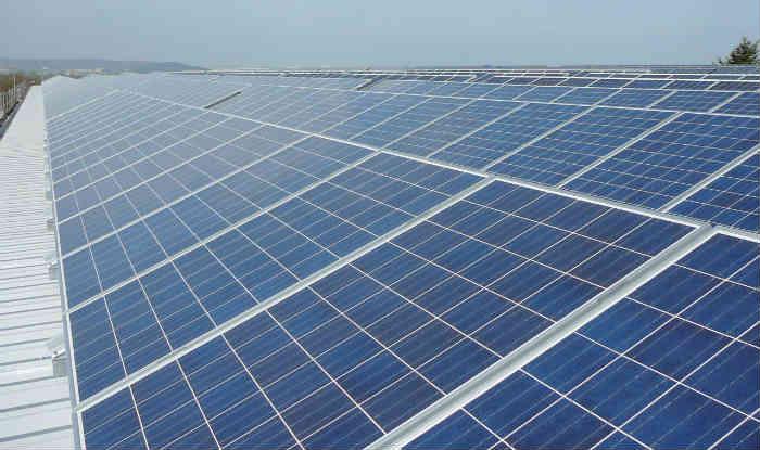 Hartek Solar power