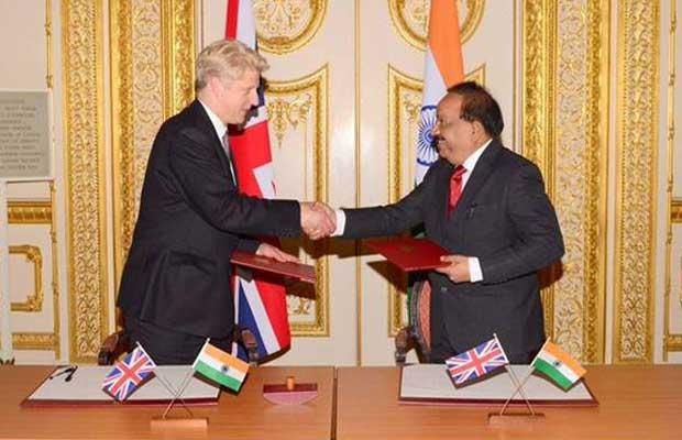 India and UK