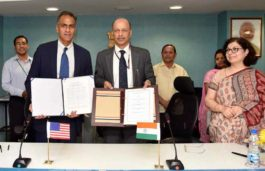 India and US signs MoU to enhance cooperation on energy security, clean energy & climate change