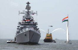 Indian Navy pledges 1.5% of its works budget towards renewable energy generation