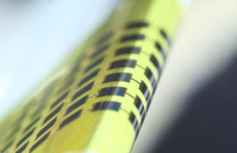 Meet the Ultra-thin photovoltaics that are flexible enough to wrap around a pencil