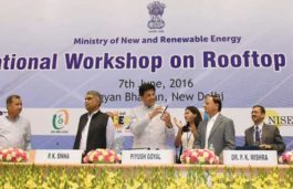 "Piyush Goyal Launches ""SURYAMITRA"" Mobile App"