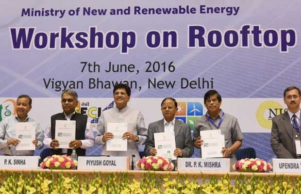 Piyush Goyal, Minister of State (IC) for Power