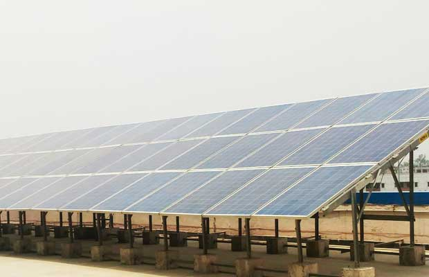 Tata Power Solar commissions