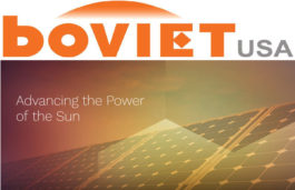 Boviet Solar to showcase new commercial-Grade solar modules at Intersolar North America