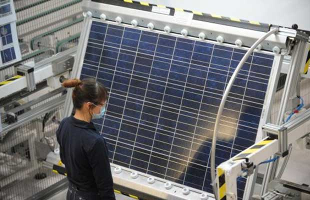 Bras Solar to open solar panel factory