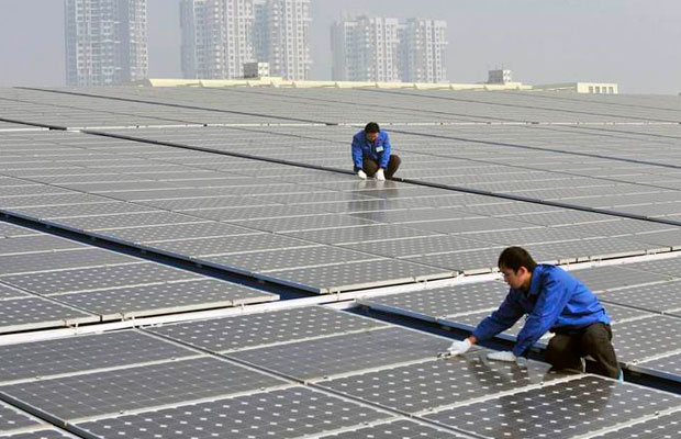 China triples its first half of solar installations