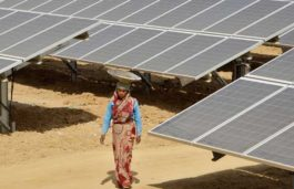 Government doubles power generation target from solar energy parks