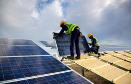 Sterling and Wilson Solar Shares Tumble 7-10% on Debut