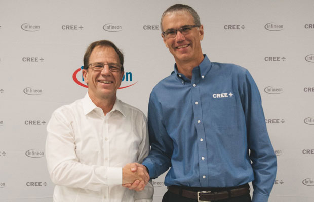 Infineon acquires Wolfspeed for USD 850 million