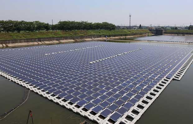 Koyna dam to generate solar power