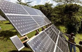 Oriental Group signs 50 MW Solar Project with Nigeria