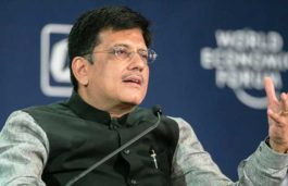 5791.54 MU electricity generated by cumulative solar installations from April to September 2016: Piyush Goyal