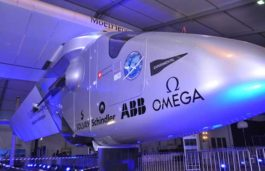 Solar Impulse completes round-the-world flight with zero fuel