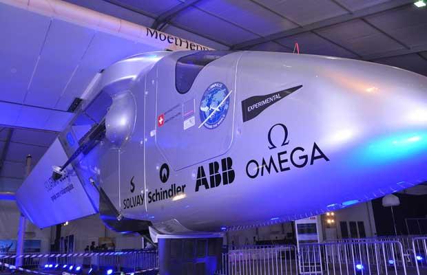 Solar Impulse completes round-the-world flight