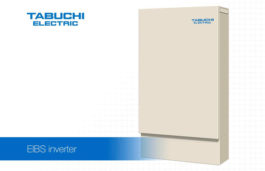 Tabuchi America announces Adjustable Solar-Plus-Storage Controls for Homes