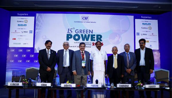 Tamil Nadu solar project