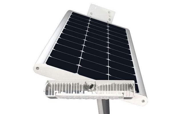solar LED street lights