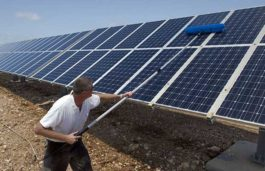 Palestine grants its first solar power plant in West Bank