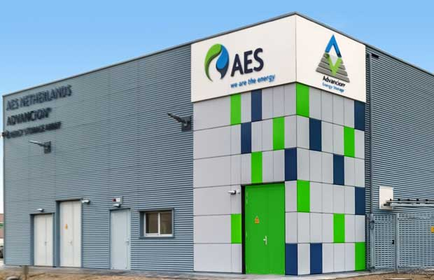 AES energy storage