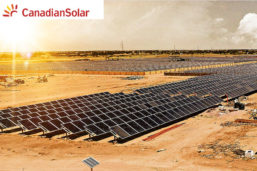 Canadian Solar Signs PPA For 63MWP Solar Power Plant in Aguascalientes, Mexico