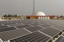 Rays Power commission 400KW rooftop solar project at Infosys Campus
