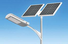 Karnataka Bank installs 60 solar lights in Kadri Park of  Mangaluru city