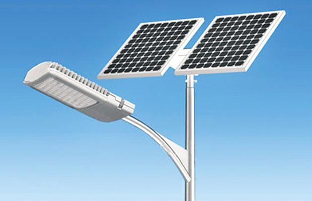 Karnataka Bank installs 60 solar lights
