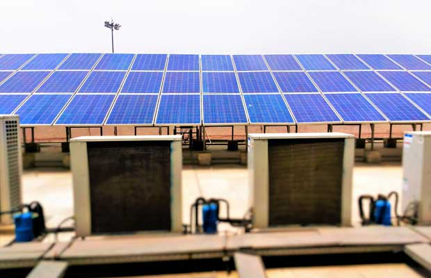 Lucknow Collectorate installs 135Kw solar plant