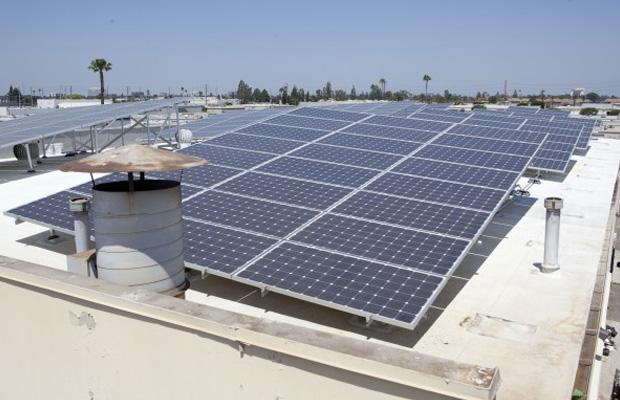 MEDA 20 kW Rooftop Solar