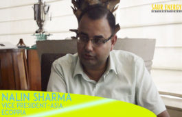 EXCLUSIVE INTERVIEW WITH NALIN SHARMA VICE PRESIDENT-ASIA ECOPPIA