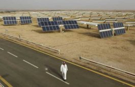 New Solar Technology to use Desert Sand to Store Energy