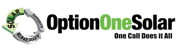 OptionOneSolar Logo